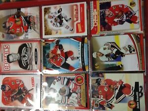 Chicago Blackhawks Hockey cards