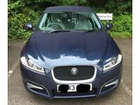 JAGUAR XF 3.0d V6 S Premium Luxury with 22 Months Jaguar warranty