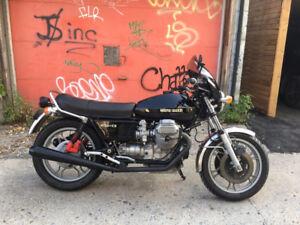 1976 Moto Guzzi 850T
