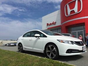 2015 Honda Civic Si LOOKS BRAND NEW !