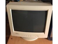 CRT 15inch VGA monitors for sale