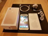 Iphone 7, Gold, 128GB, Any networks.