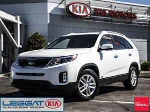 2014 Kia Sorento LX - Added 3rd Party, Navi, Rearview Cam, Senso