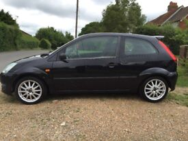 2005 Ford Fiesta ZETEC-S £700 - Mechanically great, good body condition.