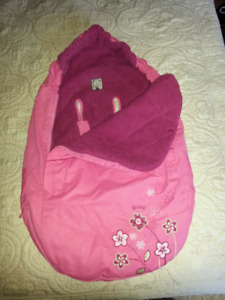 Baby Winter car seat cover Gusti