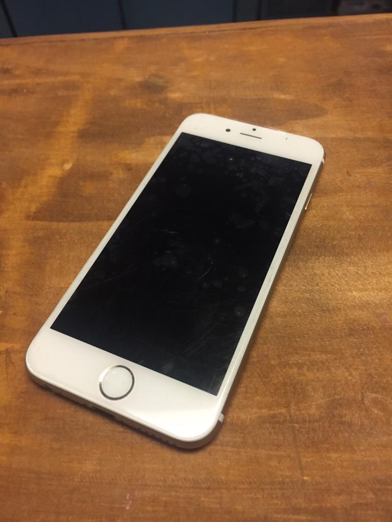 iPhone 6 16gb locked on EE brand new