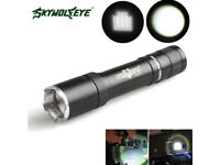Sky Wolf Eye TLY-323 2500Lm LED Waterproof Torch