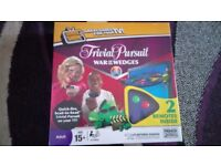 Brand New Trivial Pursuit War of the Wedges game