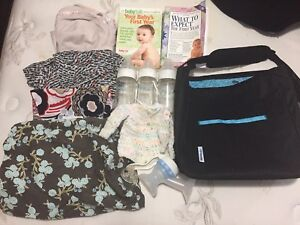 Mixed Baby Items