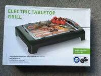 Electric table top grill brand new in box