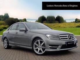 Mercedes-Benz C Class C250 CDI BLUEEFFICIENCY SPORT (silver) 2012-05-18