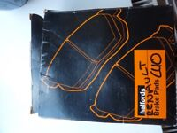Brake pads for Renault Clio II