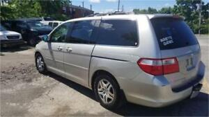 HONDA ODYSEEY , 8 PASSAGERS , CUIR, MAGS, TOIT OUVRANT 3499$