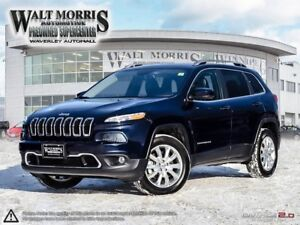2016 JEEP CHEROKEE LIMITED: ACCIDENT FREE, ONE OWNER