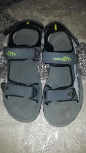Sandales Grises pour homme