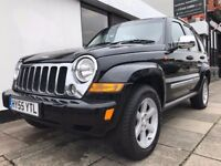 Jeep Cherokee 2.8 TD Limited Station Wagon Auto 4x4 5dr FULL SERVICE HISTORY
