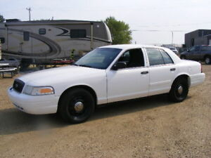 2011 Ford Crown Victoria P71----