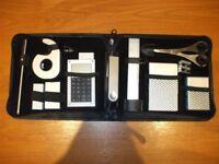 Stationery zip folder