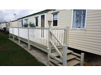 CARAVAN TO RENT INGOLDMELLS/SKEGNESS GREAT OFFERS 2017 AND NOW 2018 3 BEDROOM GREAT LOCATIONS