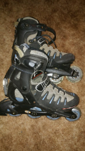 Woman's size 8 Rollerblades