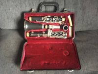 Beginners Jupiter Crompton B12 Buffet clarinet