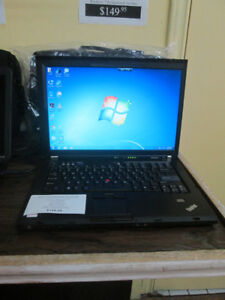 IBM ThinkPad T61 Notebook For Sale At Nearly New Port Hope