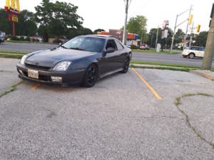 98 prelude etested and rust free. need gone