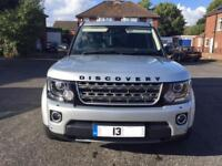 2013 Land rover Discovery XS SDV6