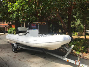 For Sale: 16' RIB