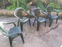 Matching Garden Chairs