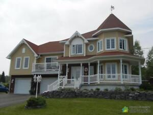 425 000$ - Maison 2 étages à vendre à St-Gabriel-De-Brandon