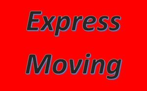 Express Movers --- --- 2 Movers S/A ONLY $50/hr