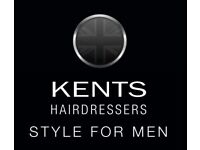 Experienced and Professional Gent's Hairdresser/Barber Required.