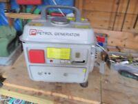 780W Two Stroke Generator