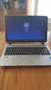HP Pavillion 15 a 450$ nego