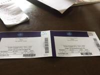 Bros tickets 20.08.17