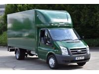2.4 350 E/F DRW 2D 100 BHP LWB RWD WITH TAIL LIFT DIESEL LUTON VAN 2011