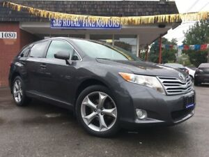 2012 Toyota Venza Touring,V6,Alloys,PwrSts,Bluetooth,Fogs,WoodTr