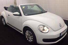 Volkswagen Beetle FROM £62 PER WEEK!