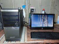 PC SET UP