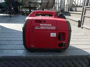 Génératrice Honda EU2000i generator