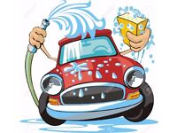 Car wash worker required