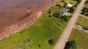 WATERFRONT lot 62 Bayside Rd North Bedeque PEI Canada