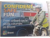 Free Adult Cycling Course in Brent