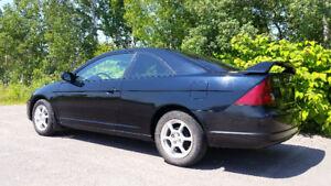 2003 Honda Civic LX Coupe