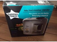 Tommee tippee baby food steam and blender
