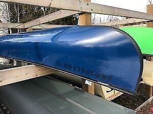 Scott Fiberglass Canoes-Echo 14' and 16' in Stock!