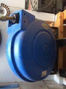 Devidoire boyau air compresseur