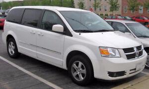 2009 Dodge Caravan Minivan