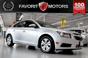 2012 Chevrolet Cruze LT Turbo | HANDS-FREE CALLING | CRUISE CONT